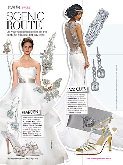 bridal guide march april 2015 issue