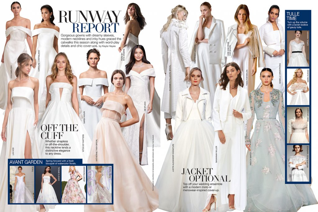 bridal guide march april 2019 issue