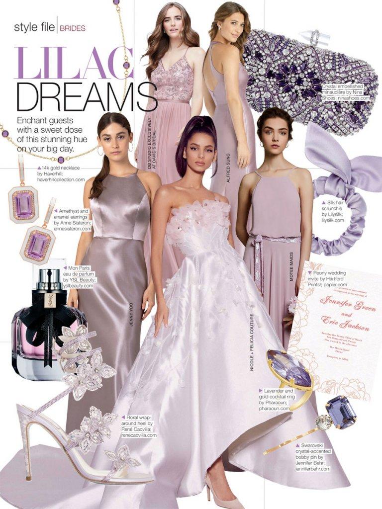 bridal guide march april 2021