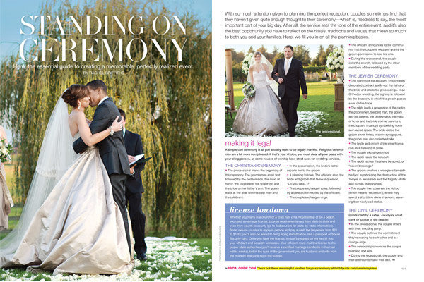 bridal guide may june 2014 issue