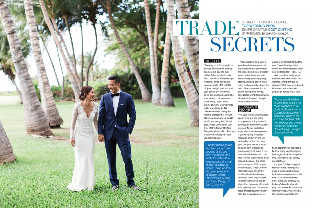 bridal guide may june 2018 issue