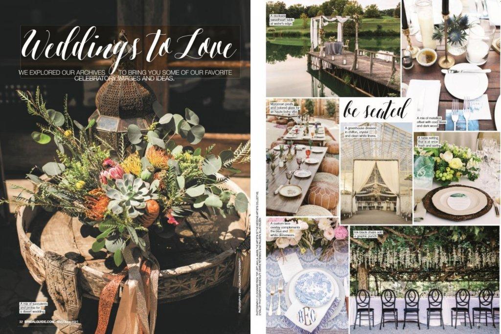 bridal guide weddings to love