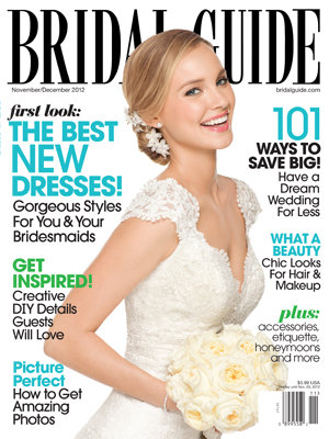 bridal guide november december issue
