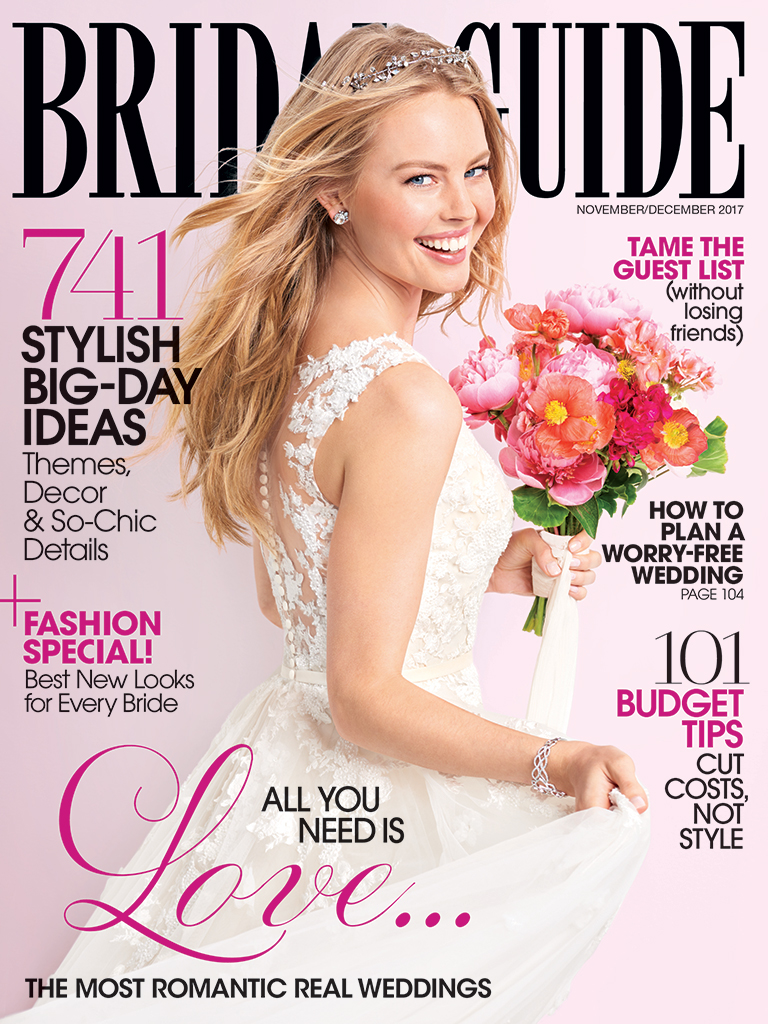 bridal guide november december 2017 issue