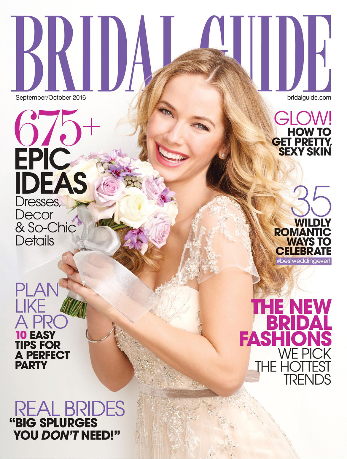 bridal guide september october 2016
