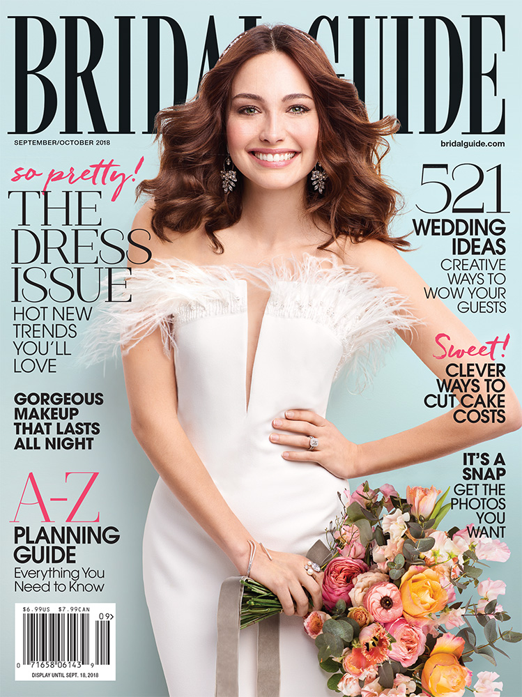 Bridal guide one year subscription | 2000003289806 | print.