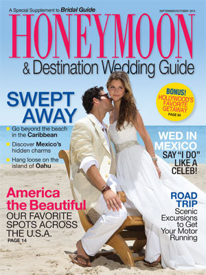 bridal guide honeymoon guide