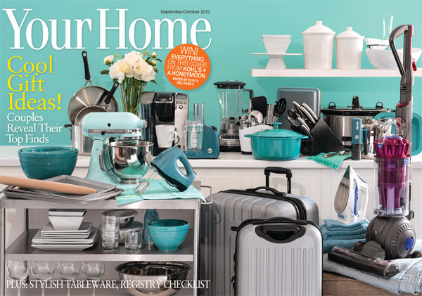bridal guide your home sweepstakes