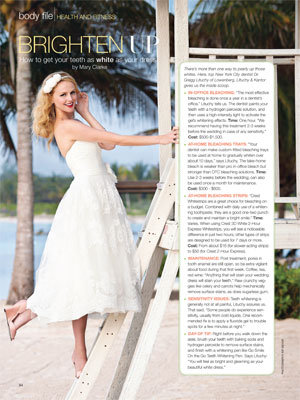 bridal guide september october 2013