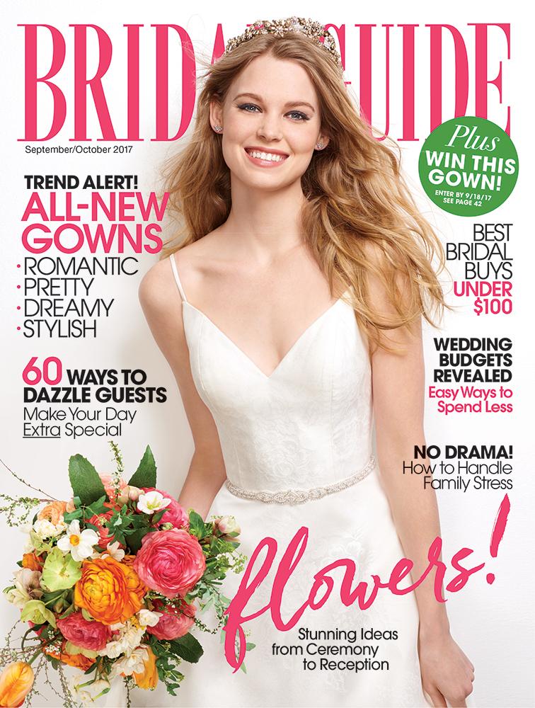 Bridal Guide September October 2017