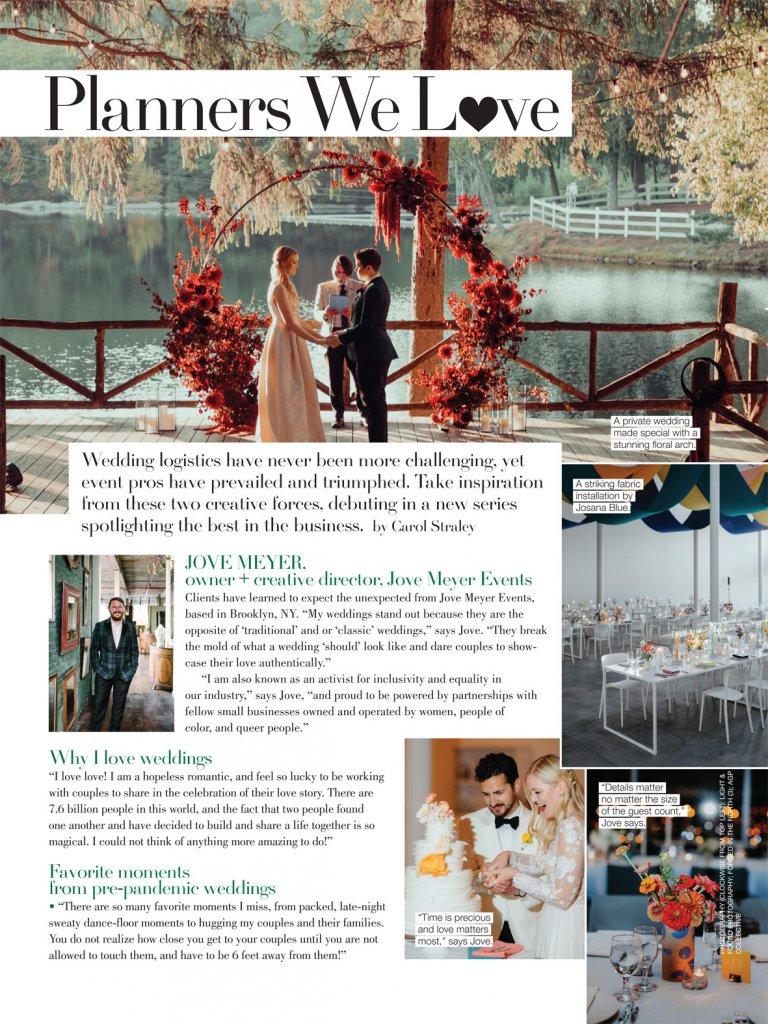 bridal guide september october 2021