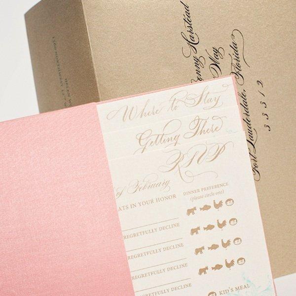 Etiquette Q A Can I Use Pre Printed Address Labels Bridalguide