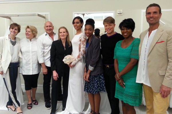 winner and judges of kleinfeld contest