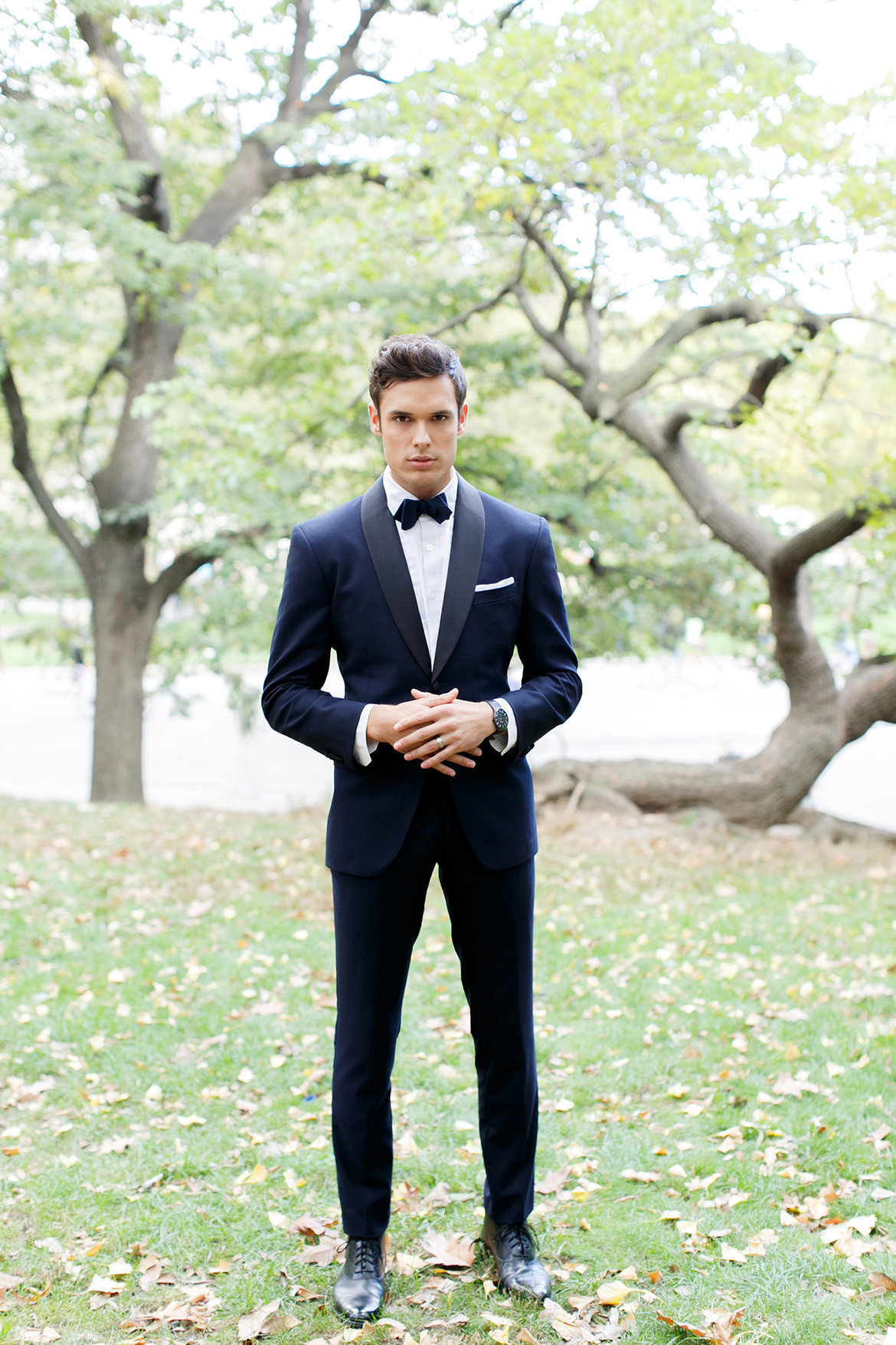 Another Option For The Clic Groom Remixed Is This Black Velvet Peak Lapel Tuxedo Jacket Paired With A Cotton Blend Turtleneck Pants