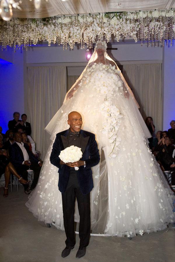 Preston bailey theo bleckmann wedding