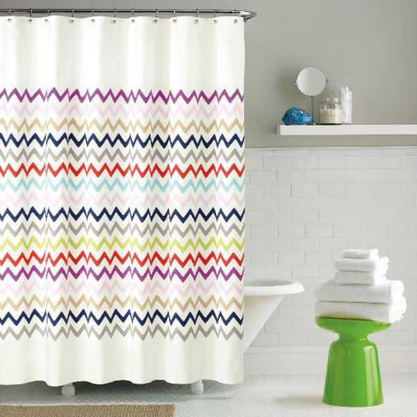 kate spade new york brightwater avenue shower curtain