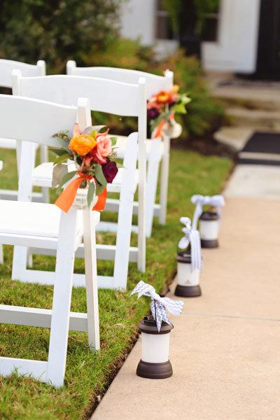 Outdoor wedding ideas on a budget