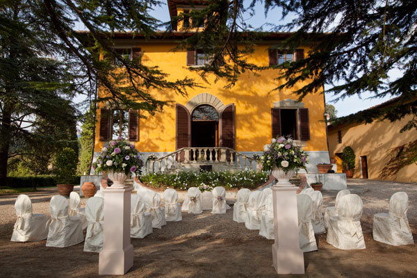 A Wedding Away: Under the Tuscan Sun