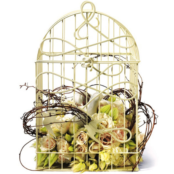 birdcage for wedding