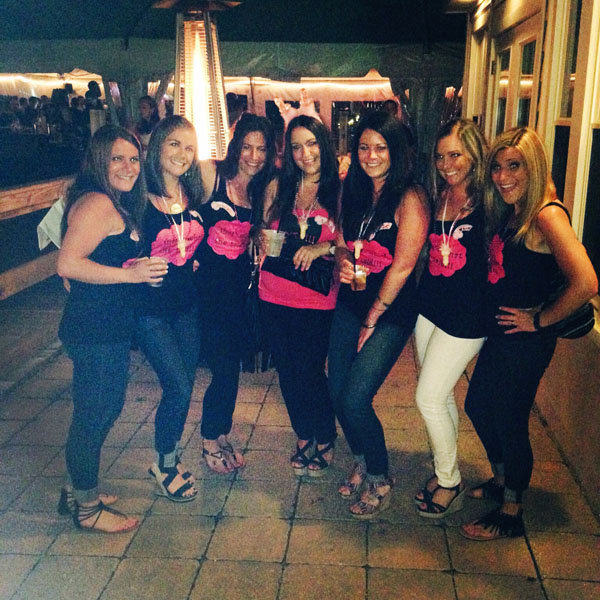 bachelorette bash friends