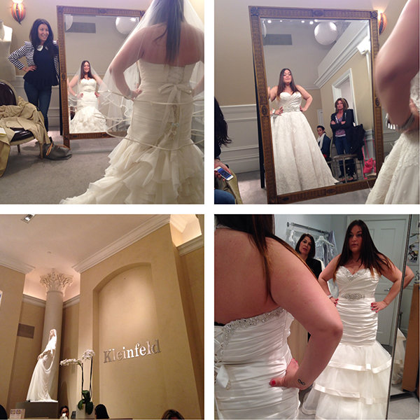 """Wedding Weight-Loss: Say """"Yes"""" To The Dress?"""
