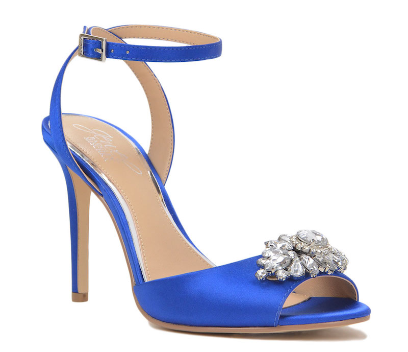 Jewel Badgley MIschka Royal Wedding Worthy Shoes