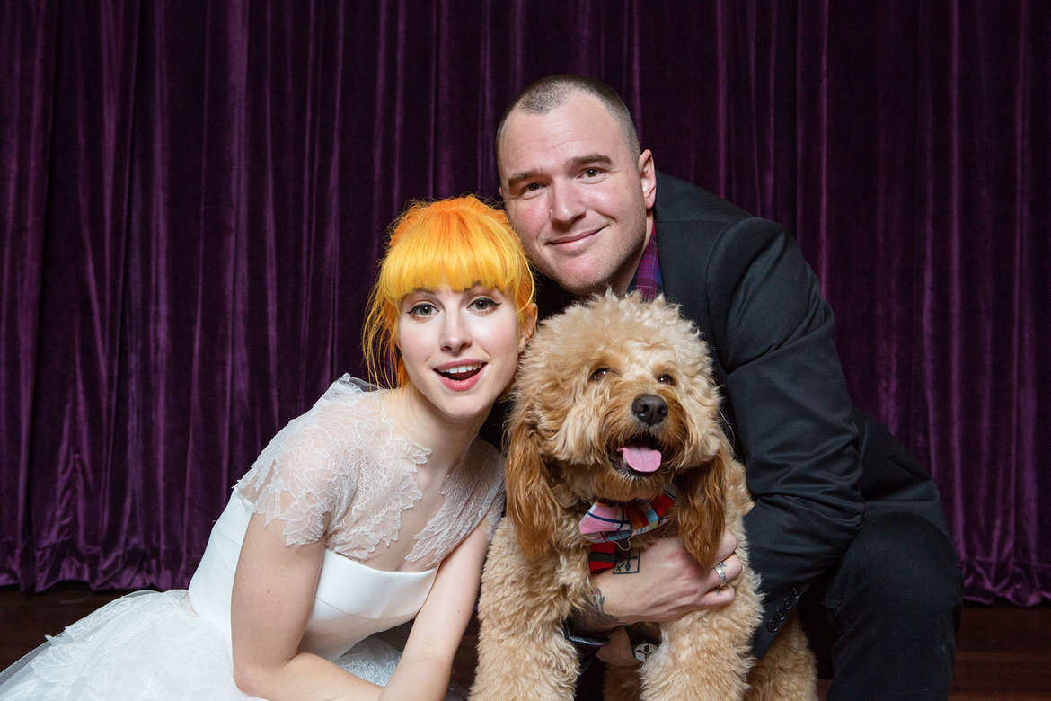 are chad and hayley still dating after 3