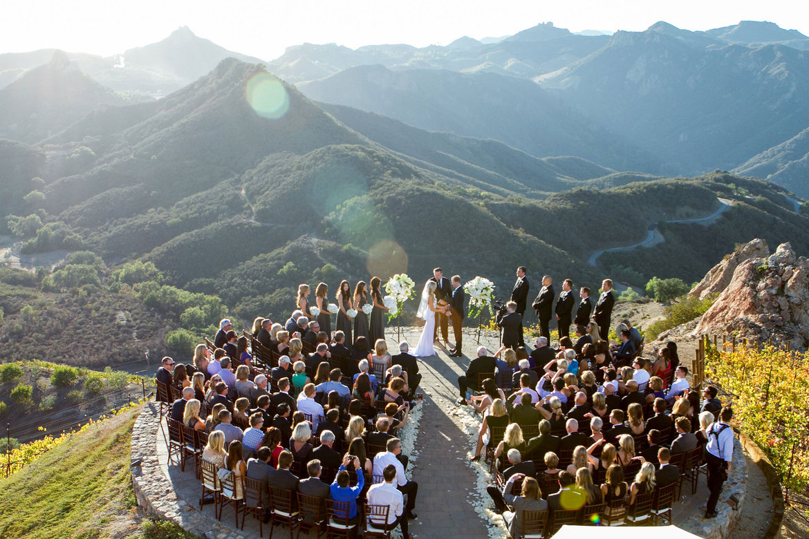 Ideas For Non Traditional Wedding Venues