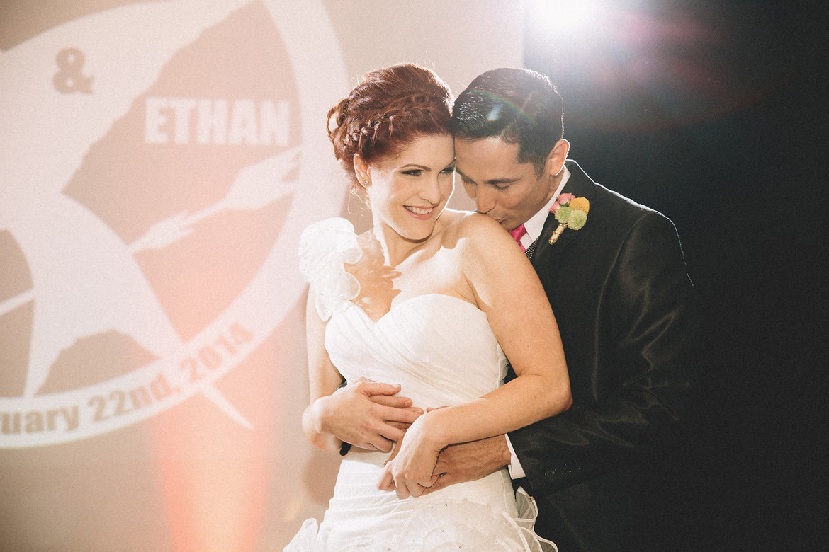 hunger games wedding inspiration photo shoot