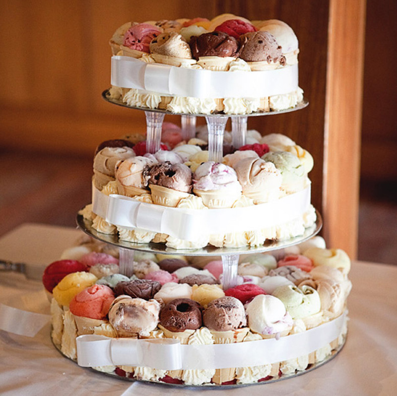 Deliciously Fun Ice Cream Wedding Details Bridalguide