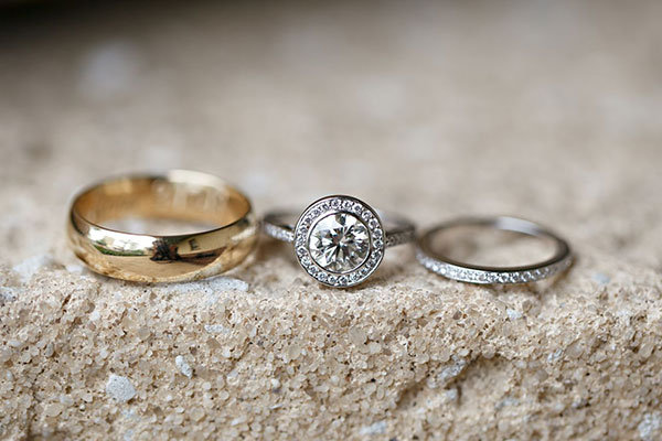 How to Care for Your Wedding Rings BridalGuide
