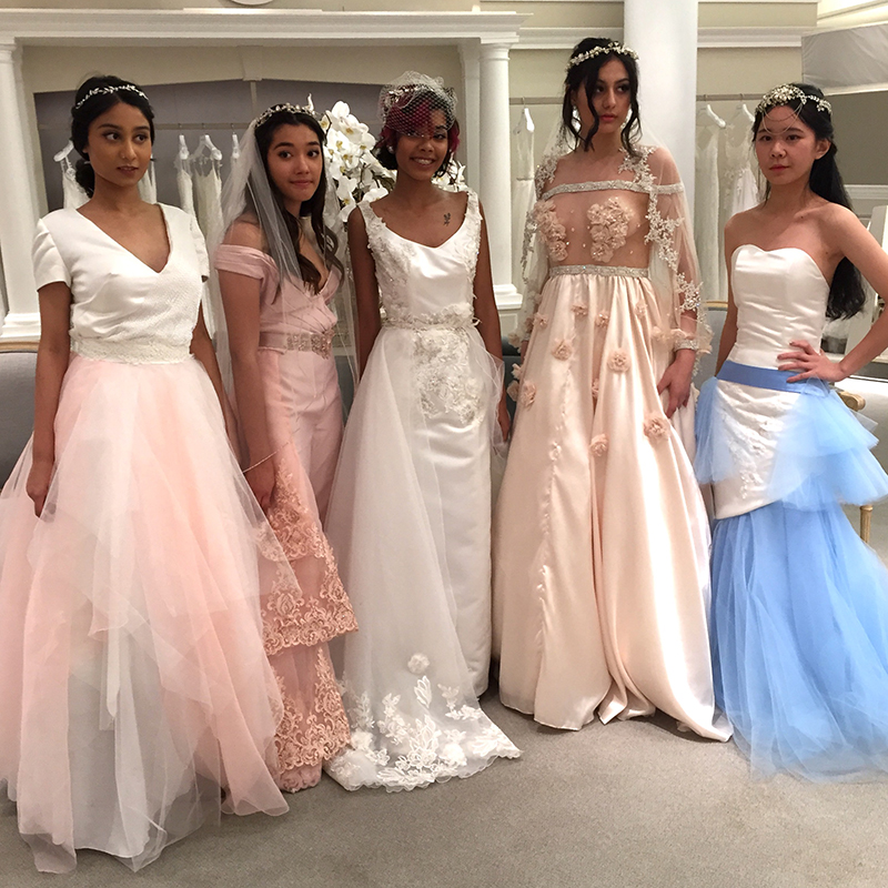 kleinfeld bridal high school dress competition