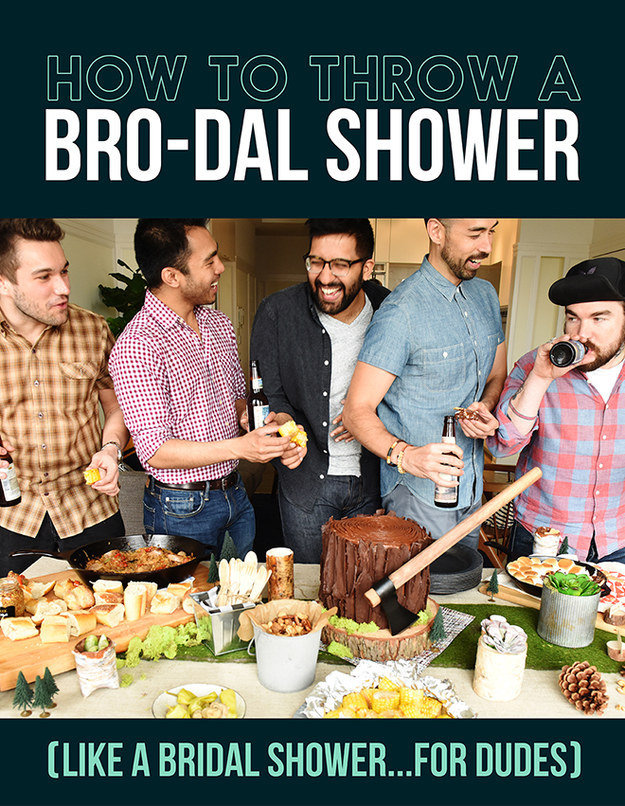 Groom Shower