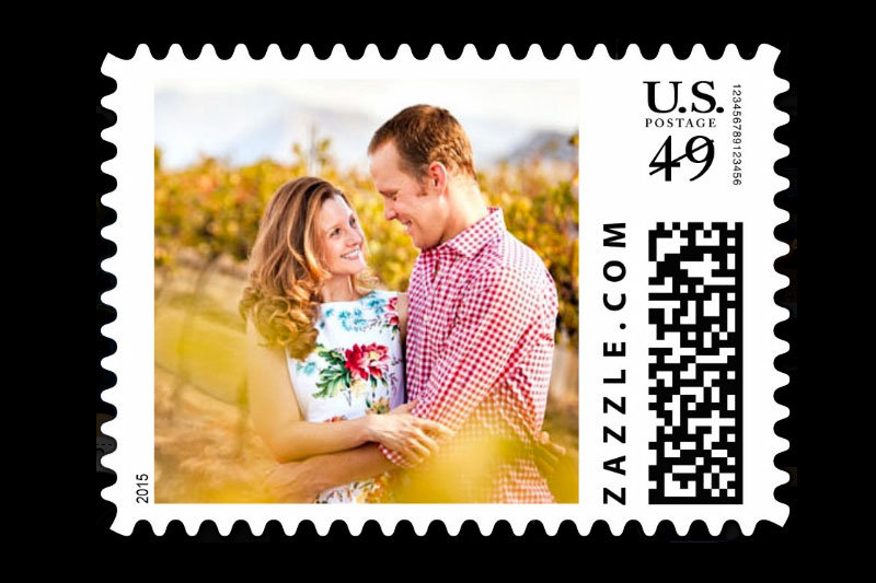 custom photo stamp