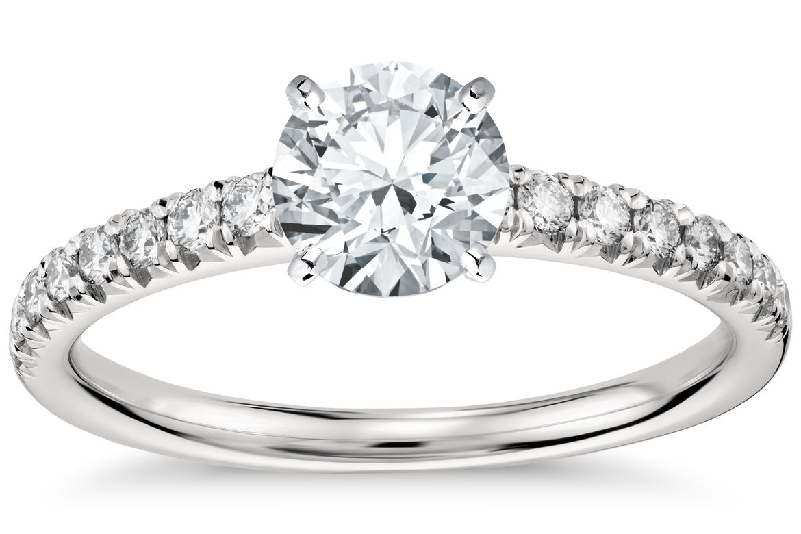 10 Of The Hottest Engagement Ring Trends Right Now Bridalguide