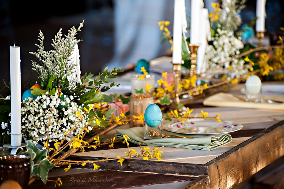 barn wedding easter