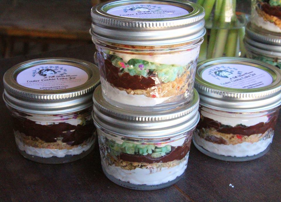 cupcake in a jar fattycakes