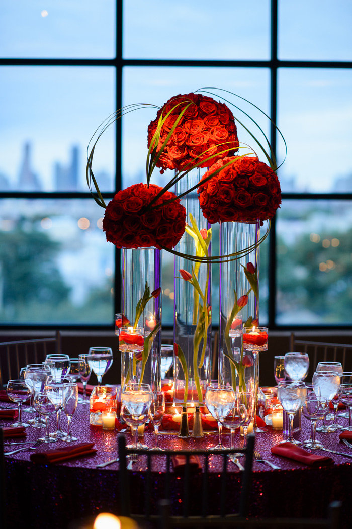 15 Unique Ways to Use Red Roses in Your Wedding | BridalGuide - photo#13