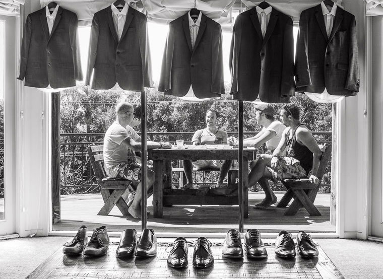 Do The Night Before Day Groom And Groomsmen