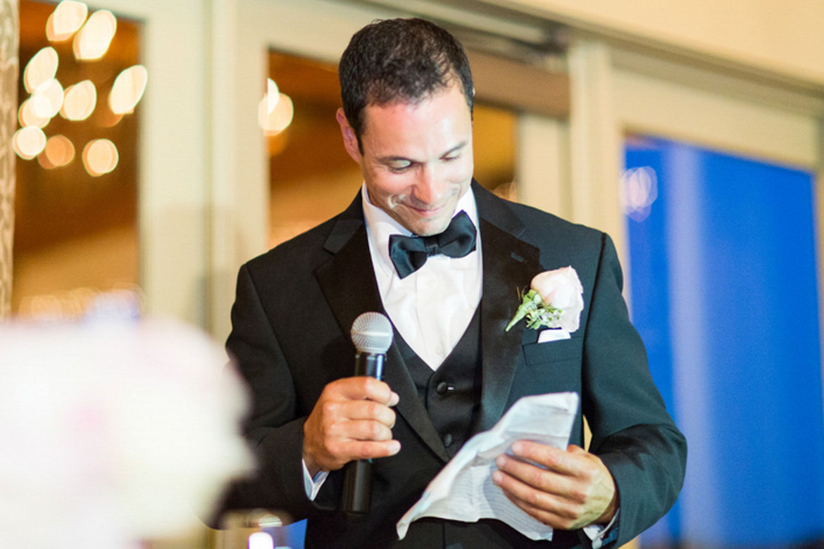 15 Dos And Donts For Writing A Wedding Speech