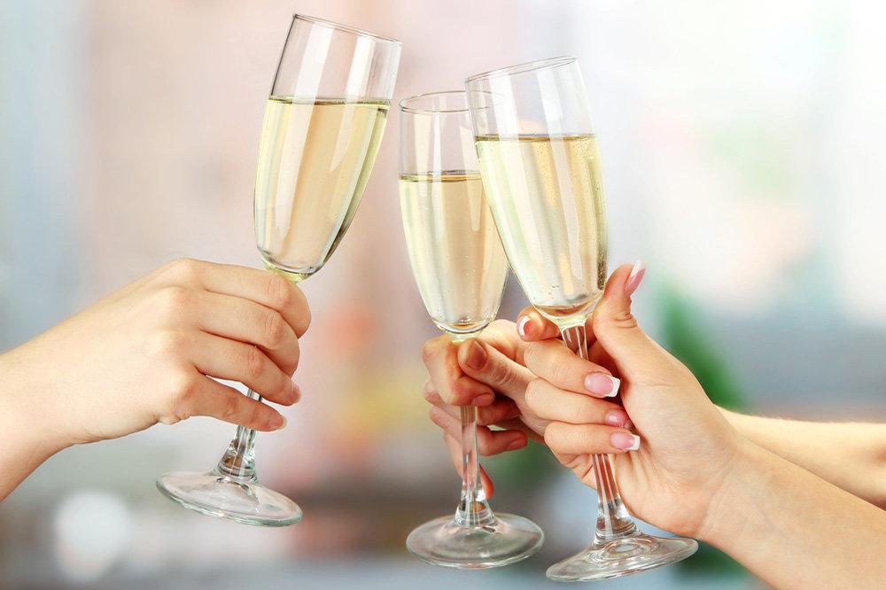 シャンパントースト
