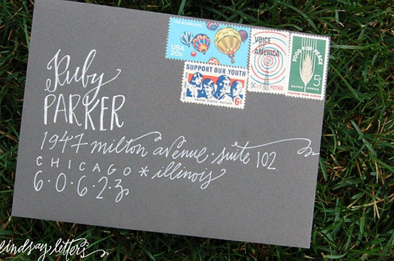 Wedding Invitation Verses Everything You Need To Know: 5 Things You Need To Know About Mailing Your Wedding