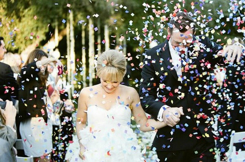 7 Exciting Ideas for Your Ceremony Exit BridalGuide