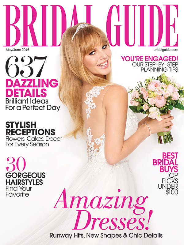 bridal guide may june 2016 issue