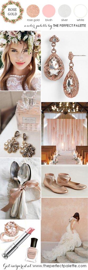 200+ Color Combinations for Your Wedding Page 9 | BridalGuide