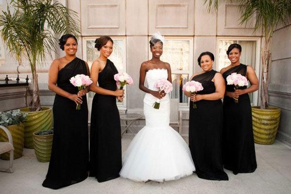 African American Wedding Invitations is great invitation sample