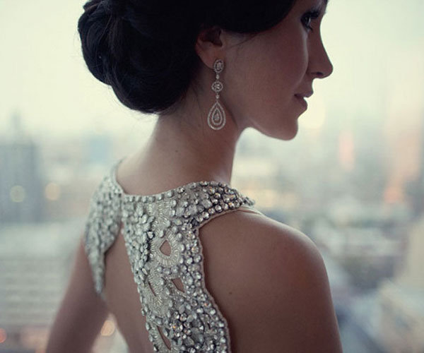 jenny packham bedazzled gown