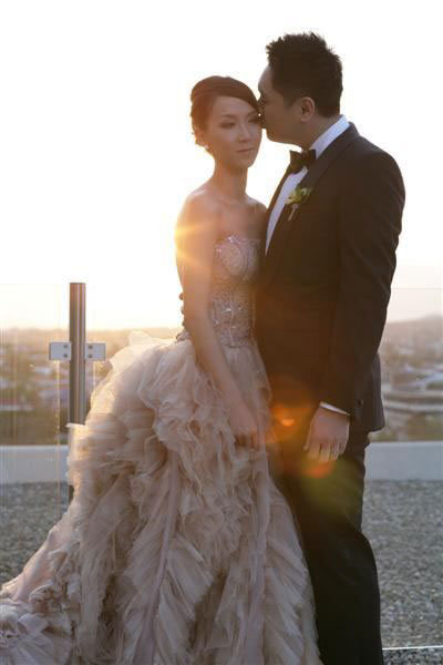 elie saab wedding gown