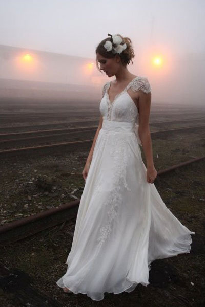 emammuelle junqueira wedding gown