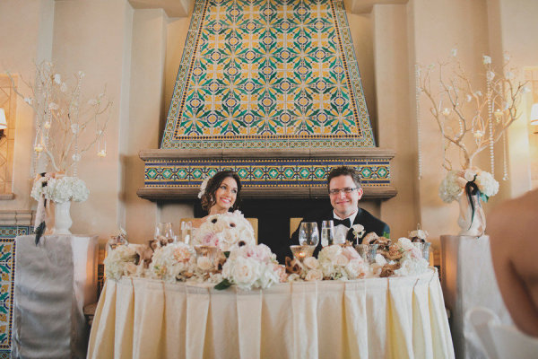 15 Stunning Reasons To Have A Sweetheart Table Bridalguide